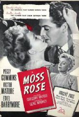 Moss Rose 1947 DVD - Peggy Cummins / Victor Mature